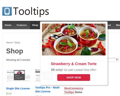Wordpress Tooltips Demo | Wordpress Tooltips Pro Plugin